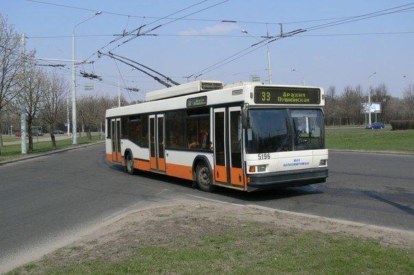 Львівські активісти запропонували придбати тролейбуси-секонд-хенд з Білорусі. Потрібні гроші (ФОТО) (фото) - фото 1