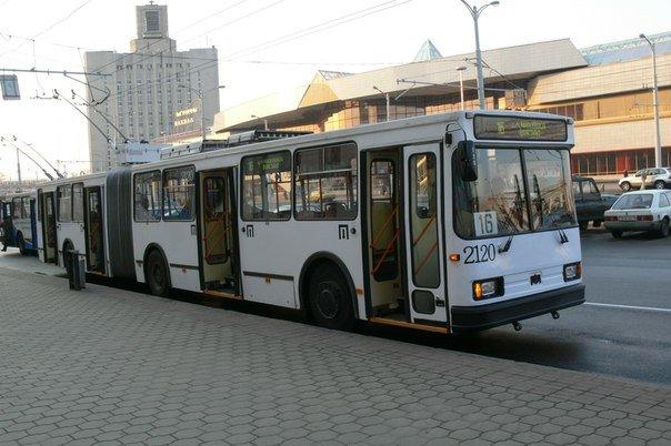 Львівські активісти запропонували придбати тролейбуси-секонд-хенд з Білорусі. Потрібні гроші (ФОТО) (фото) - фото 2