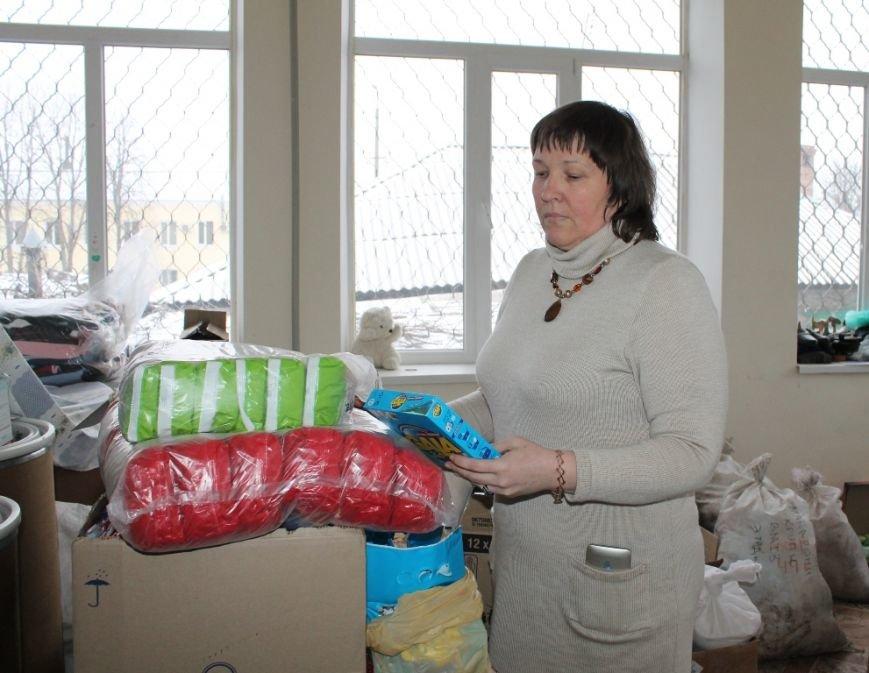 Артемовскому территориальному центру нужно постельное белье и подушки для переселенцев, фото-2