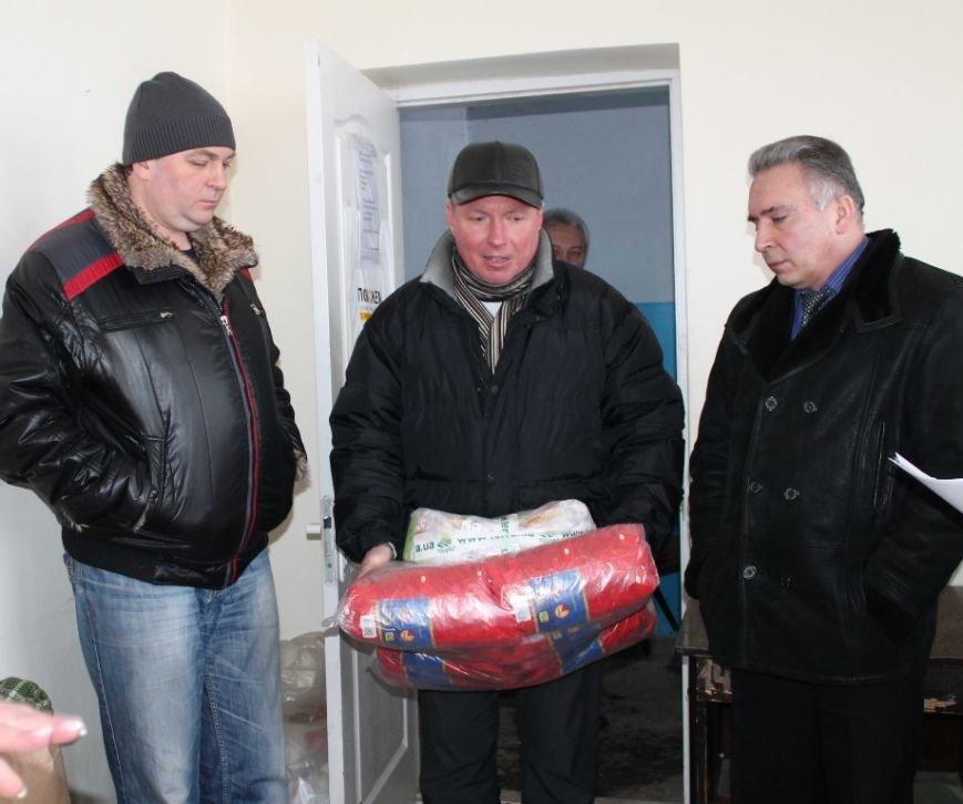 Артемовскому территориальному центру нужно постельное белье и подушки для переселенцев, фото-4