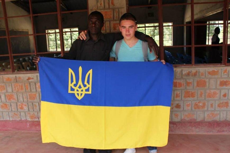 Африканские дети вместе с мариупольцем молились за мир в Украине (ФОТО), фото-4