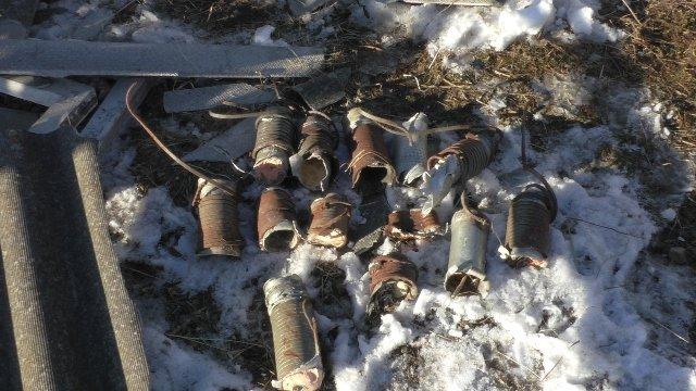 У Житомирському районі чоловік підірвався на протитанковій гранаті (фото) - фото 1