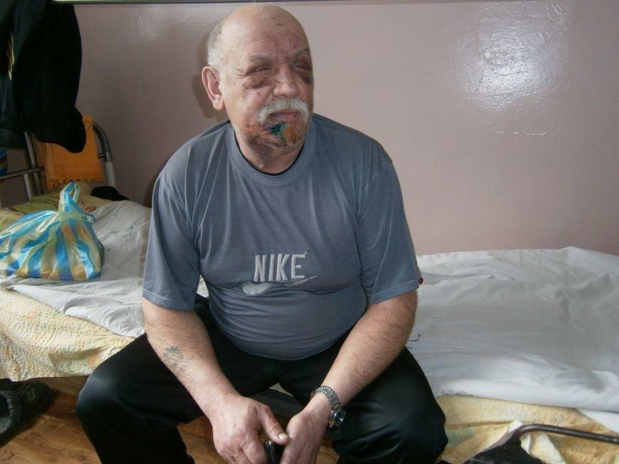 Результат теракта в Горняке – 8 раненных и 5 погибших мирных жителей (фото) - фото 1