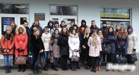 Студенты Кременчугского университета передали волонтёрам помощь для воинов АТО, фото-3