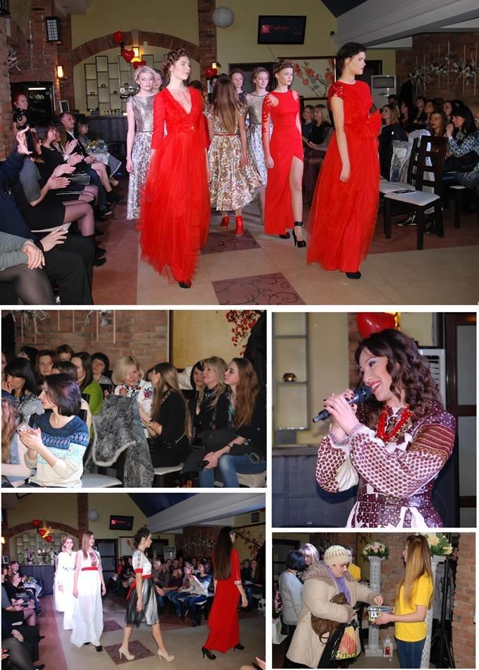 У Тернополі під час показу мод збирали гроші для бійців АТО (фото) (фото) - фото 1
