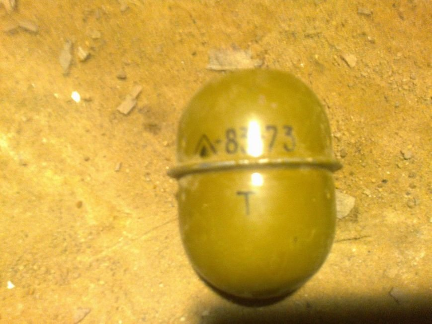 У підвалі львівського будинку люди знайшли дві гранати (ФОТО), фото-2