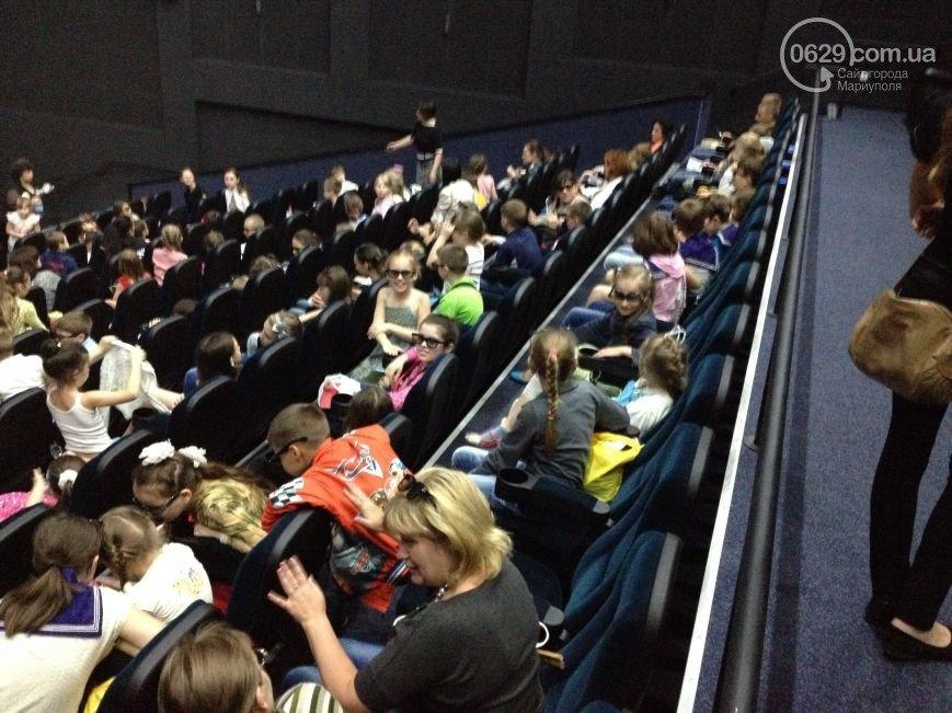 Кинотеатр «Мультиплекс» просит мариупольцев не быть равнодушными! (фото) - фото 1