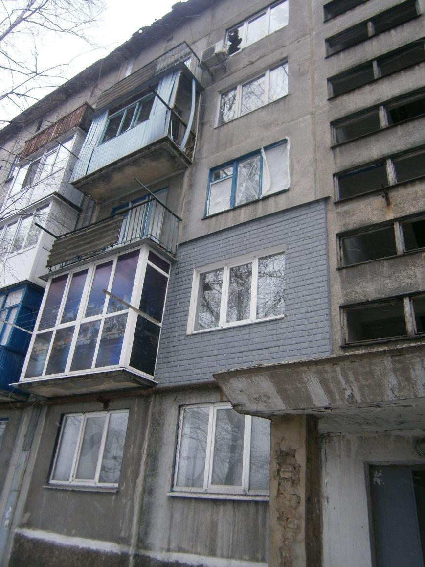 В Горняке восстанавливают пострадавшие постройки (ФОТОРЕПОРТАЖ) (фото) - фото 4