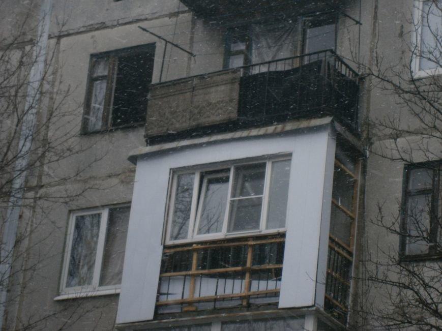 В Горняке восстанавливают пострадавшие постройки (ФОТОРЕПОРТАЖ) (фото) - фото 43