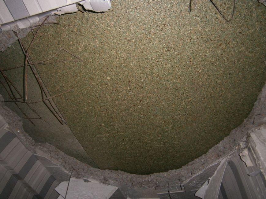 В Горняке восстанавливают пострадавшие постройки (ФОТОРЕПОРТАЖ) (фото) - фото 16