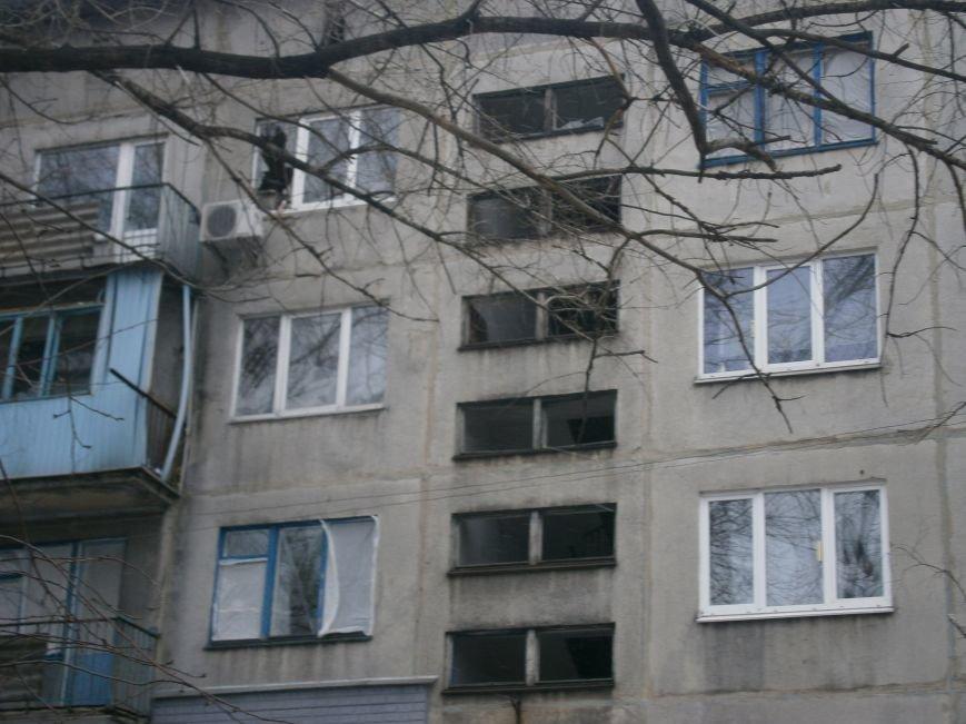 В Горняке восстанавливают пострадавшие постройки (ФОТОРЕПОРТАЖ) (фото) - фото 3