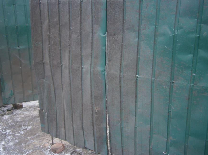 В Горняке восстанавливают пострадавшие постройки (ФОТОРЕПОРТАЖ) (фото) - фото 51