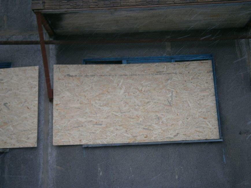 В Горняке восстанавливают пострадавшие постройки (ФОТОРЕПОРТАЖ) (фото) - фото 24