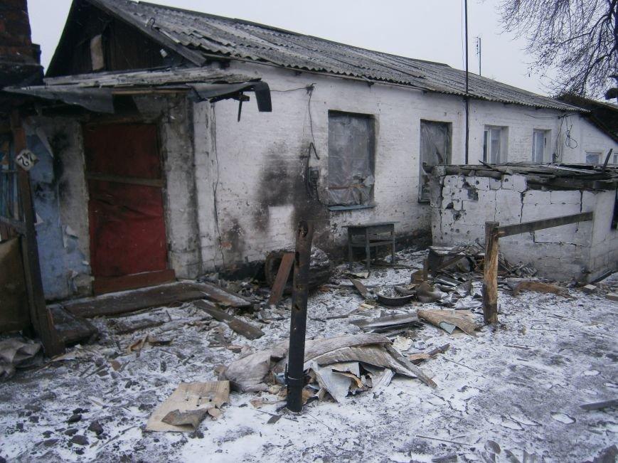 В Горняке восстанавливают пострадавшие постройки (ФОТОРЕПОРТАЖ) (фото) - фото 49