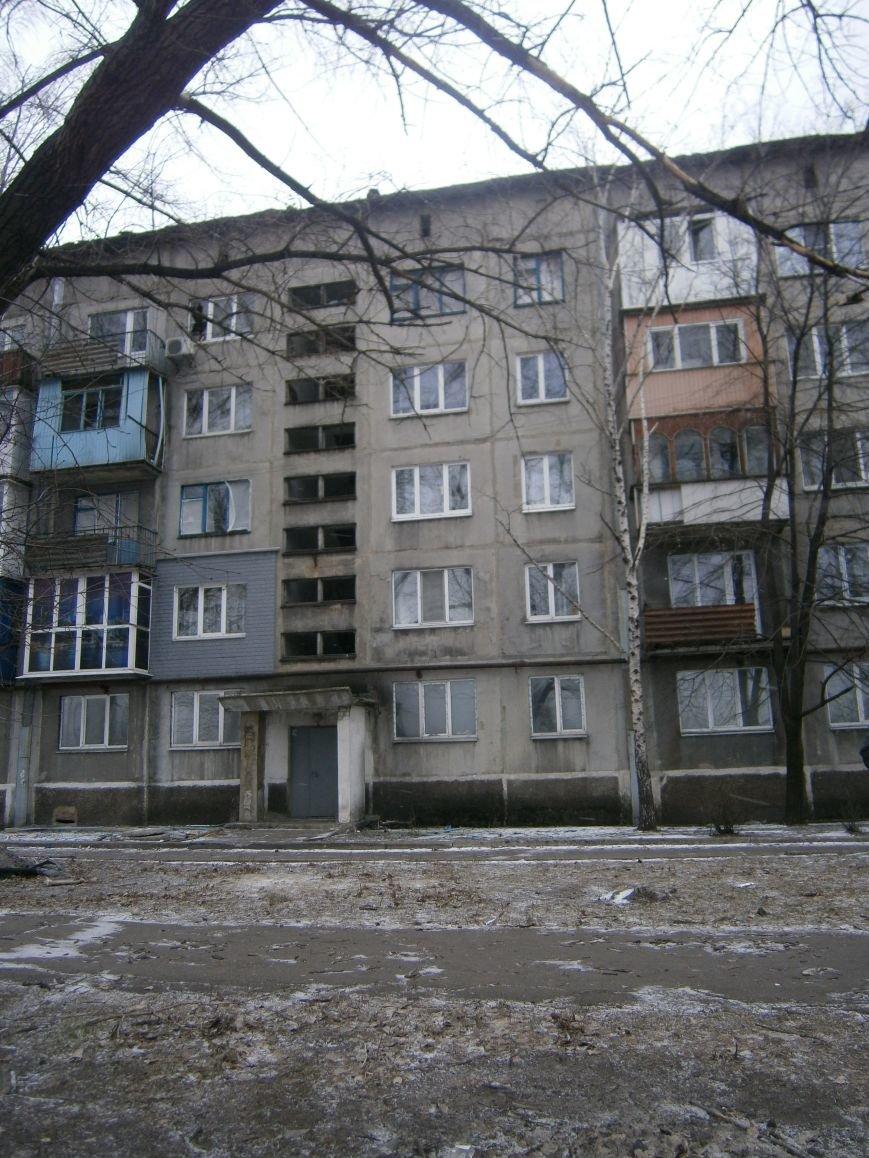 В Горняке восстанавливают пострадавшие постройки (ФОТОРЕПОРТАЖ) (фото) - фото 2