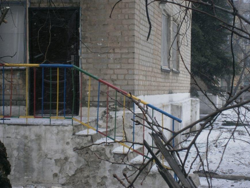 В Горняке восстанавливают пострадавшие постройки (ФОТОРЕПОРТАЖ) (фото) - фото 38