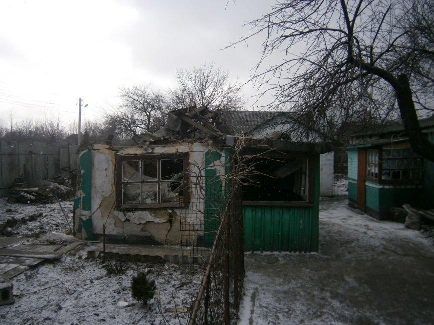 В Горняке восстанавливают пострадавшие постройки (ФОТОРЕПОРТАЖ) (фото) - фото 60