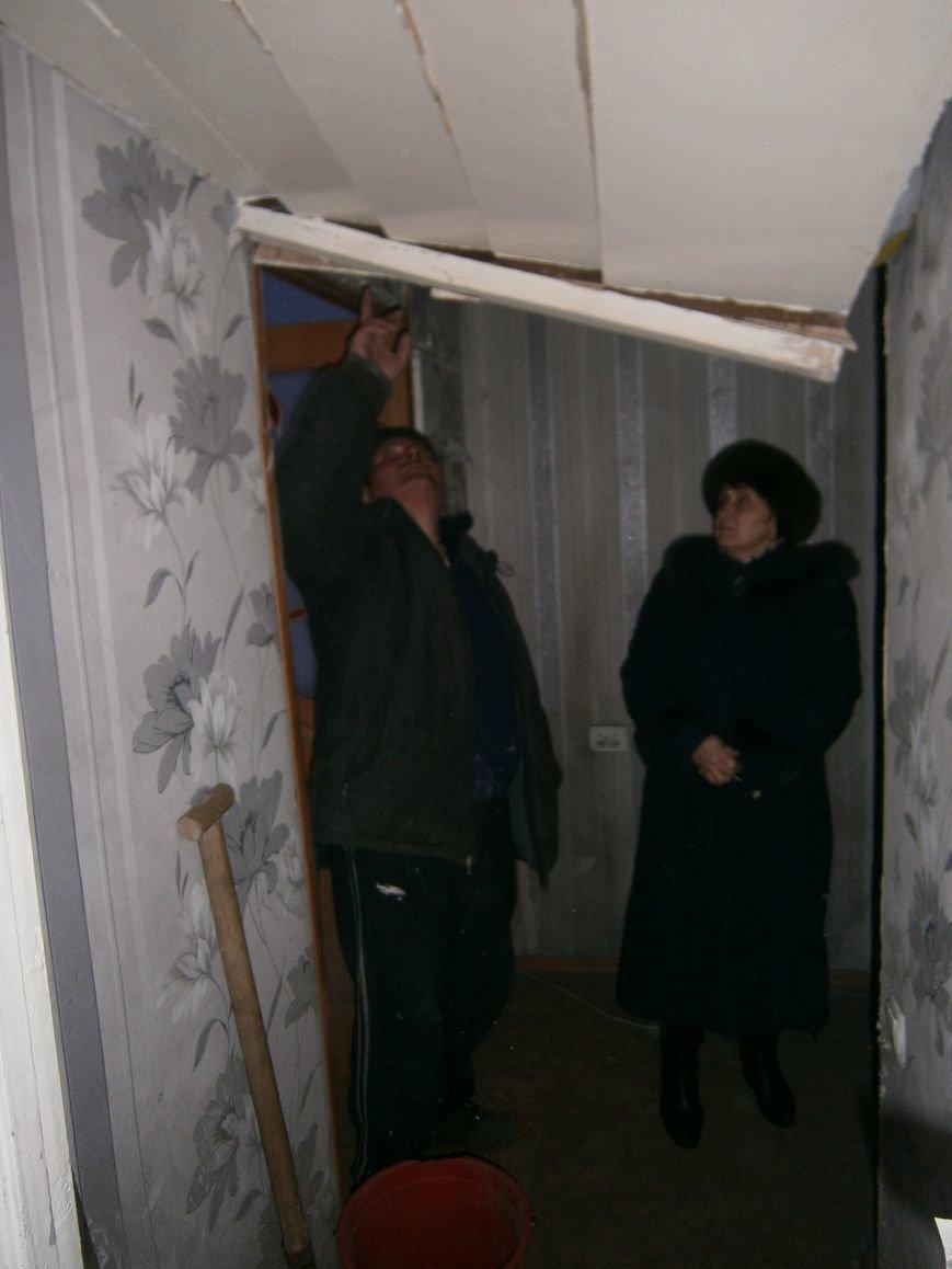 В Горняке восстанавливают пострадавшие постройки (ФОТОРЕПОРТАЖ) (фото) - фото 14