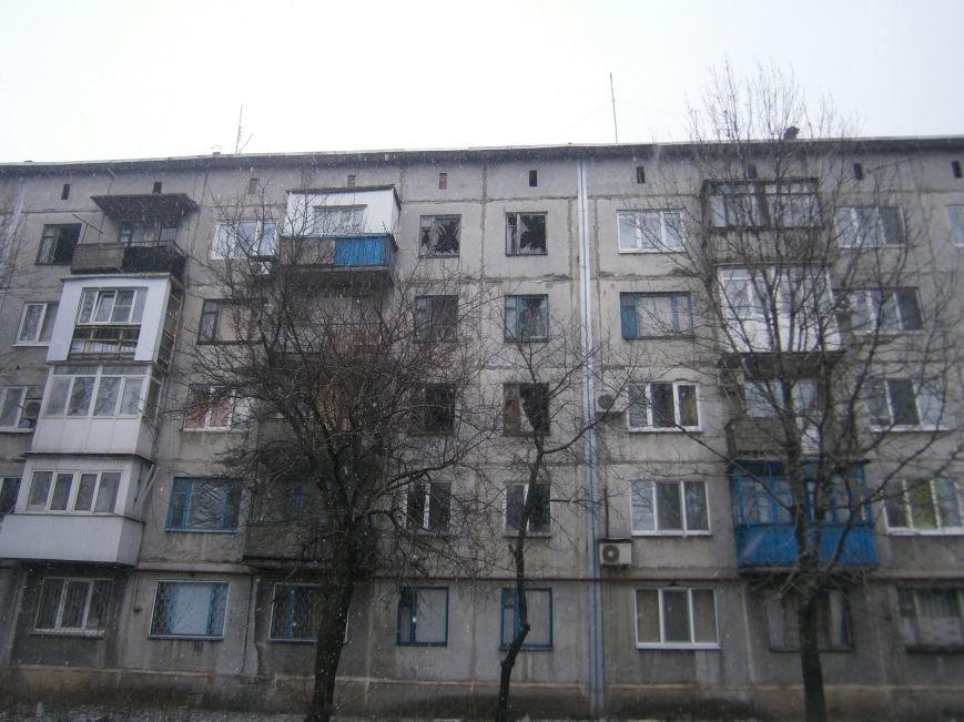В Горняке восстанавливают пострадавшие постройки (ФОТОРЕПОРТАЖ) (фото) - фото 42