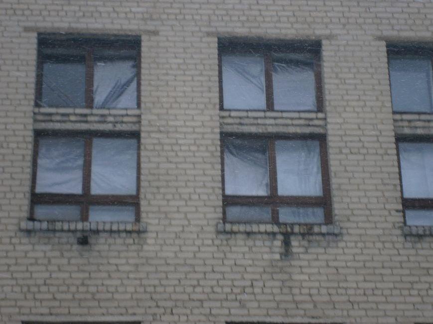 В Горняке восстанавливают пострадавшие постройки (ФОТОРЕПОРТАЖ) (фото) - фото 32