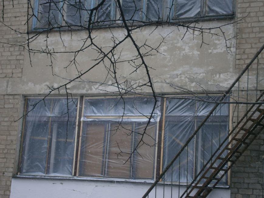 В Горняке восстанавливают пострадавшие постройки (ФОТОРЕПОРТАЖ) (фото) - фото 40