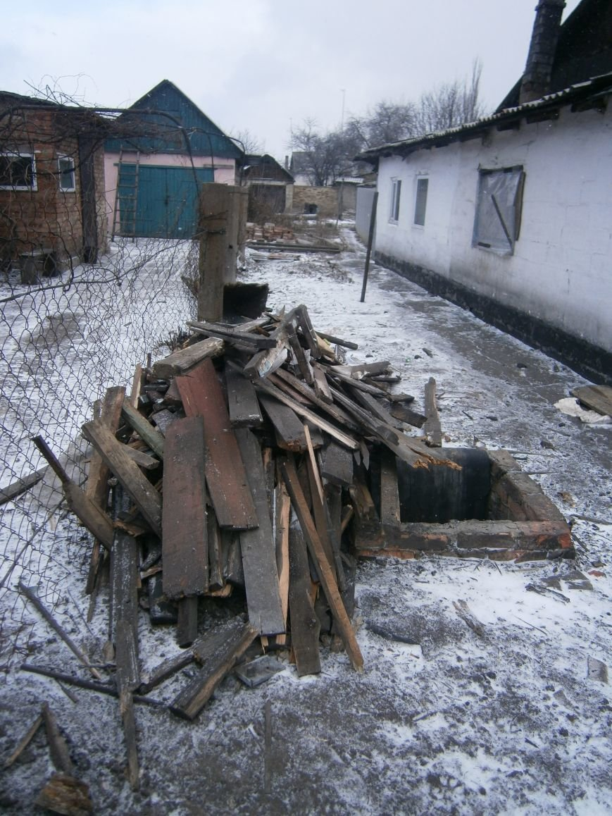 В Горняке восстанавливают пострадавшие постройки (ФОТОРЕПОРТАЖ) (фото) - фото 52