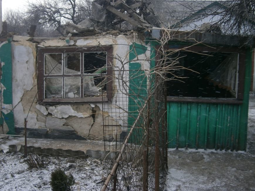 В Горняке восстанавливают пострадавшие постройки (ФОТОРЕПОРТАЖ) (фото) - фото 59