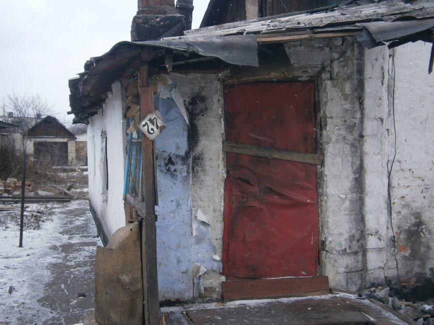 В Горняке восстанавливают пострадавшие постройки (ФОТОРЕПОРТАЖ) (фото) - фото 48