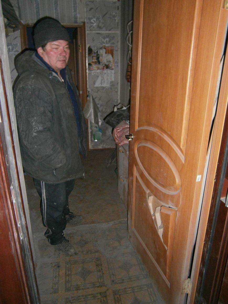 В Горняке восстанавливают пострадавшие постройки (ФОТОРЕПОРТАЖ) (фото) - фото 22