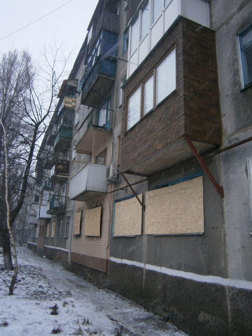 В Горняке восстанавливают пострадавшие постройки (ФОТОРЕПОРТАЖ) (фото) - фото 29