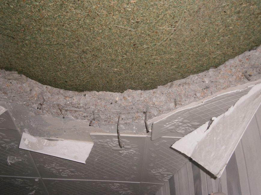 В Горняке восстанавливают пострадавшие постройки (ФОТОРЕПОРТАЖ) (фото) - фото 17