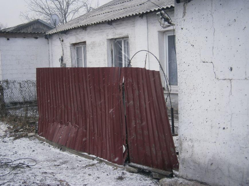 В Горняке восстанавливают пострадавшие постройки (ФОТОРЕПОРТАЖ) (фото) - фото 57