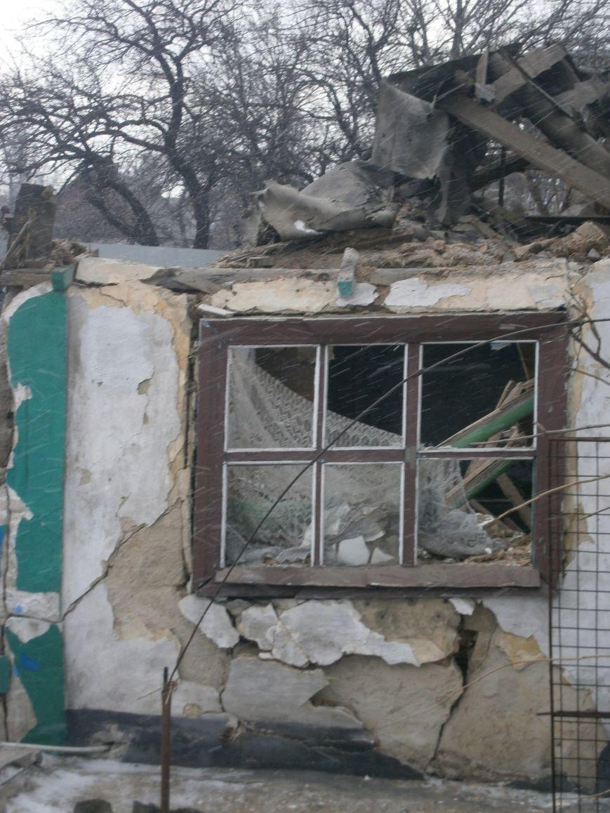 В Горняке восстанавливают пострадавшие постройки (ФОТОРЕПОРТАЖ) (фото) - фото 62