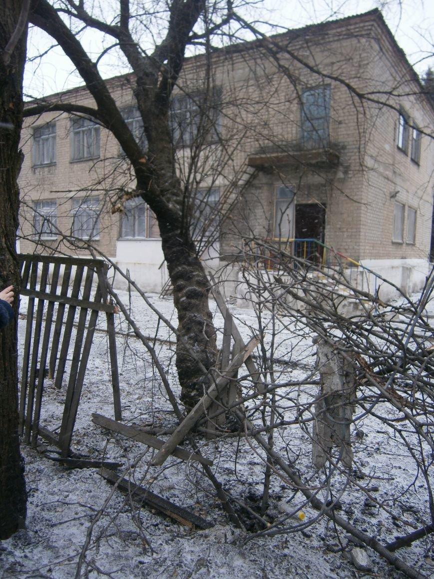 В Горняке восстанавливают пострадавшие постройки (ФОТОРЕПОРТАЖ) (фото) - фото 34