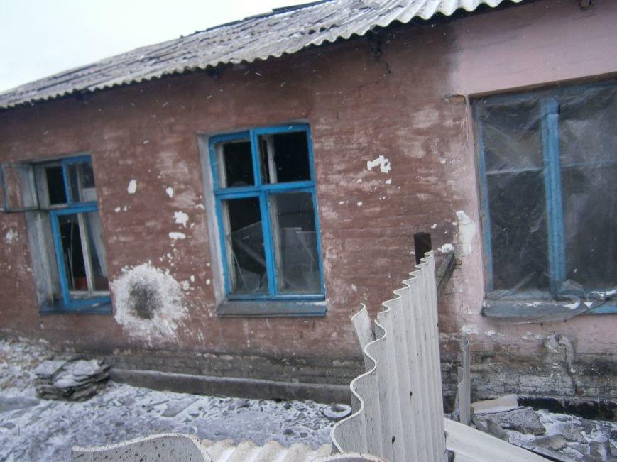 В Горняке восстанавливают пострадавшие постройки (ФОТОРЕПОРТАЖ) (фото) - фото 54