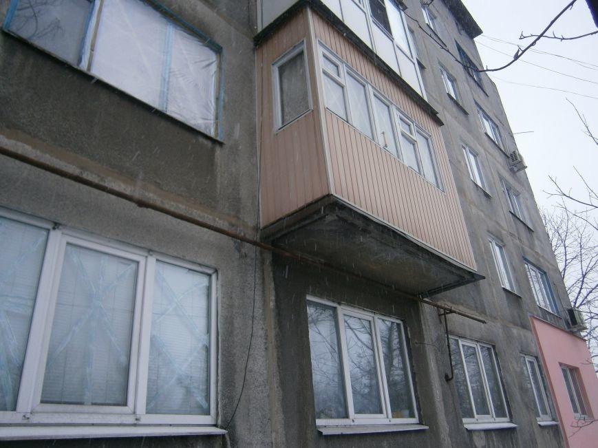 В Горняке восстанавливают пострадавшие постройки (ФОТОРЕПОРТАЖ) (фото) - фото 28