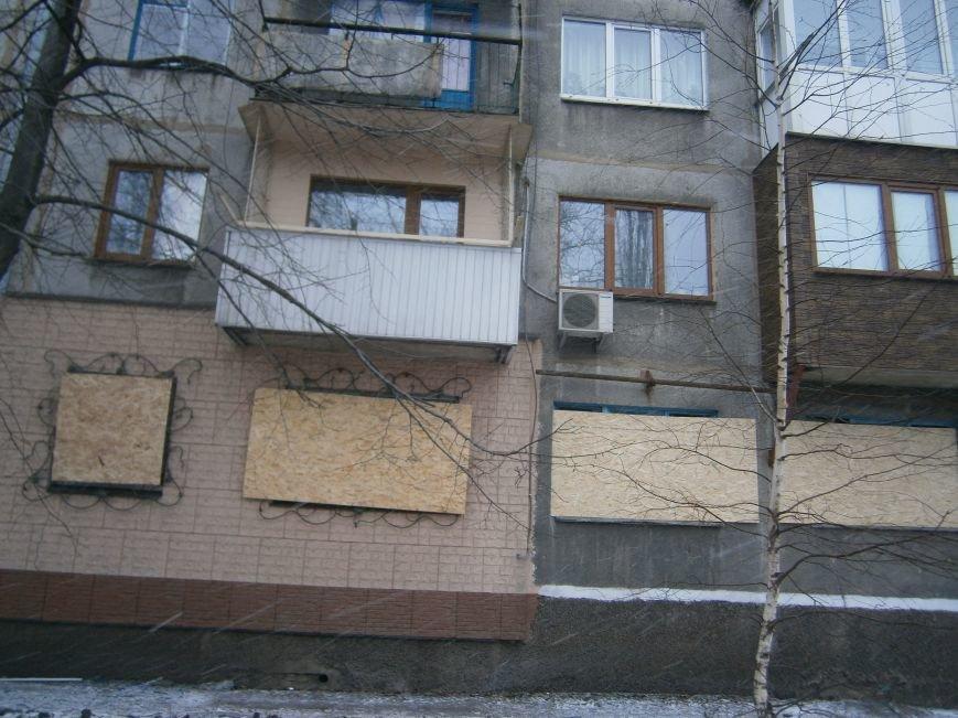 В Горняке восстанавливают пострадавшие постройки (ФОТОРЕПОРТАЖ) (фото) - фото 23