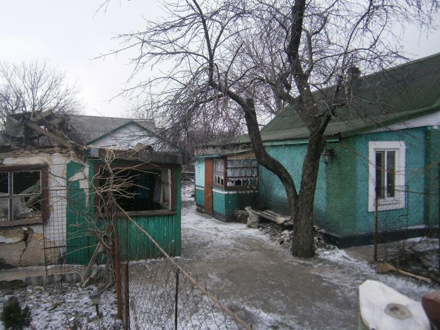В Горняке восстанавливают пострадавшие постройки (ФОТОРЕПОРТАЖ) (фото) - фото 61