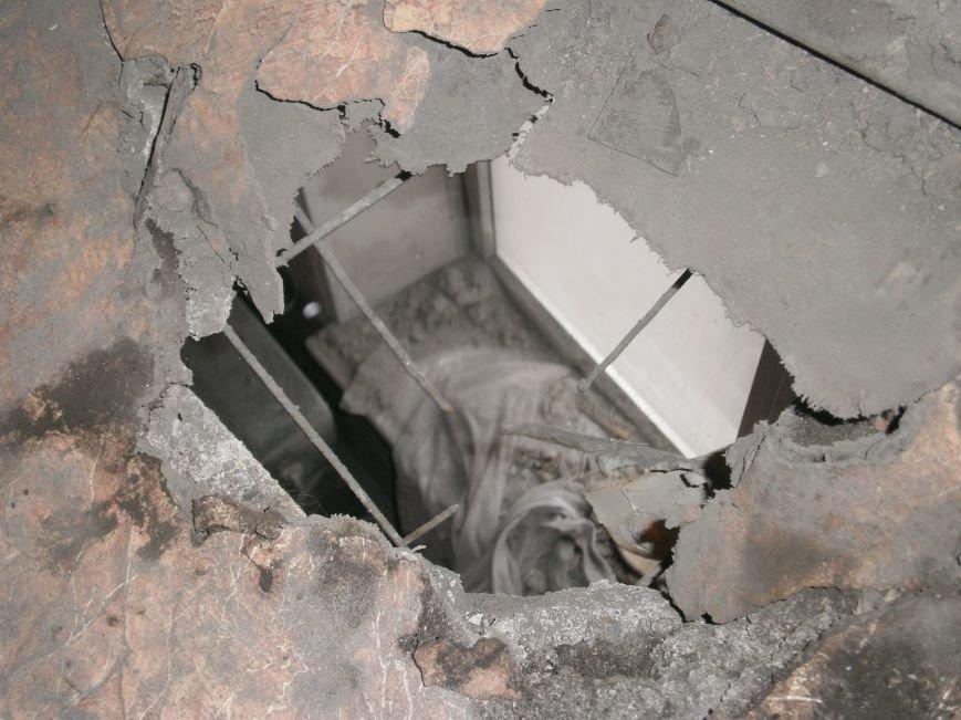 В Горняке восстанавливают пострадавшие постройки (ФОТОРЕПОРТАЖ) (фото) - фото 9