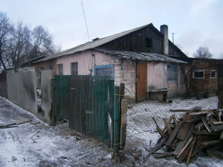 В Горняке восстанавливают пострадавшие постройки (ФОТОРЕПОРТАЖ) (фото) - фото 50
