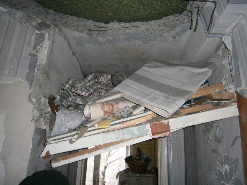 В Горняке восстанавливают пострадавшие постройки (ФОТОРЕПОРТАЖ) (фото) - фото 18