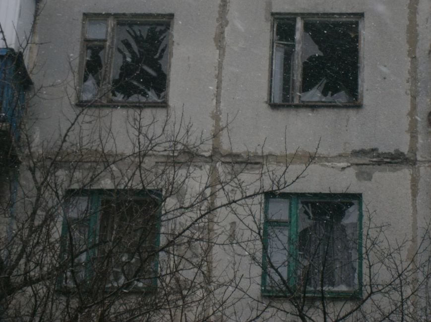 В Горняке восстанавливают пострадавшие постройки (ФОТОРЕПОРТАЖ) (фото) - фото 44