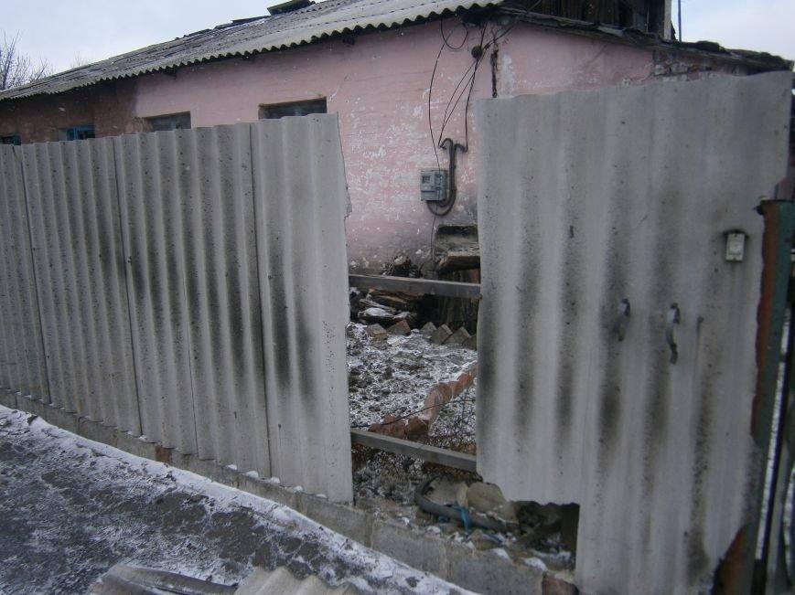В Горняке восстанавливают пострадавшие постройки (ФОТОРЕПОРТАЖ) (фото) - фото 53