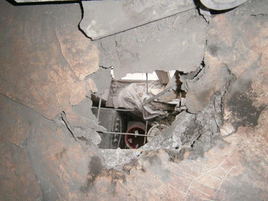 В Горняке восстанавливают пострадавшие постройки (ФОТОРЕПОРТАЖ) (фото) - фото 8
