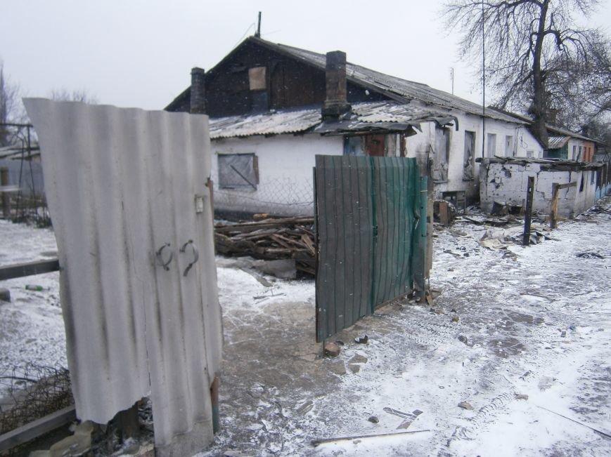 В Горняке восстанавливают пострадавшие постройки (ФОТОРЕПОРТАЖ) (фото) - фото 56