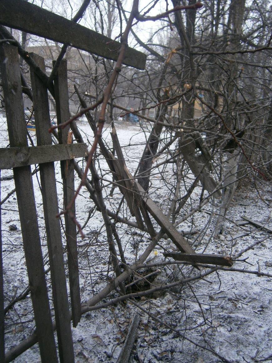 В Горняке восстанавливают пострадавшие постройки (ФОТОРЕПОРТАЖ) (фото) - фото 35