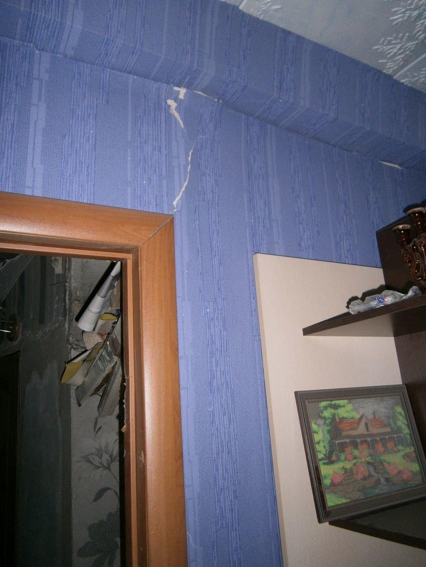 В Горняке восстанавливают пострадавшие постройки (ФОТОРЕПОРТАЖ) (фото) - фото 20