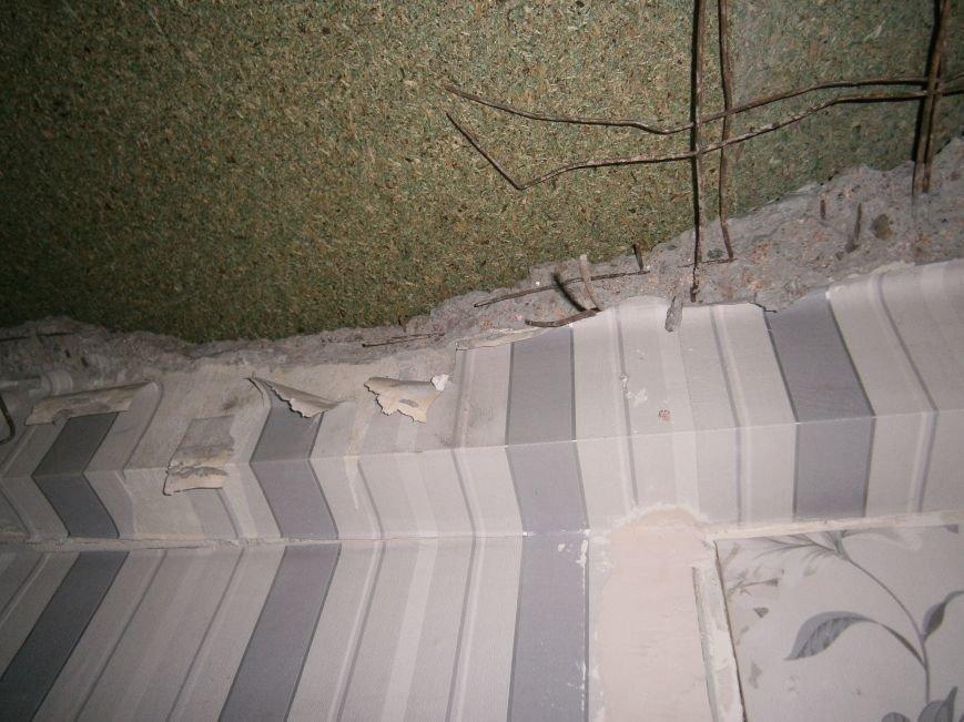 В Горняке восстанавливают пострадавшие постройки (ФОТОРЕПОРТАЖ) (фото) - фото 19