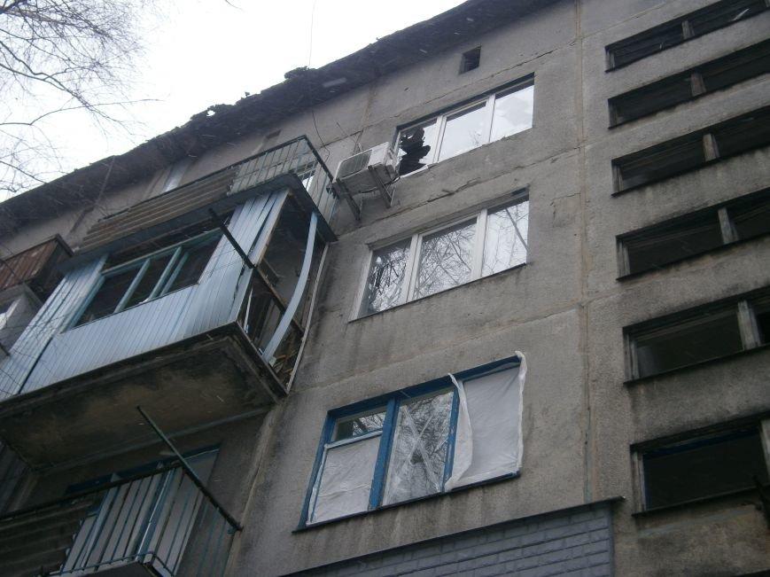 В Горняке восстанавливают пострадавшие постройки (ФОТОРЕПОРТАЖ) (фото) - фото 5