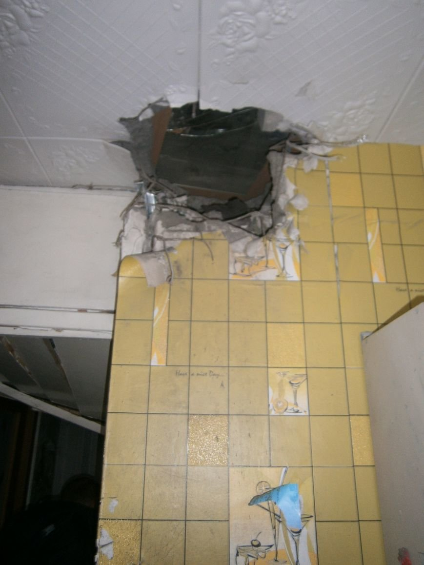 В Горняке восстанавливают пострадавшие постройки (ФОТОРЕПОРТАЖ) (фото) - фото 12
